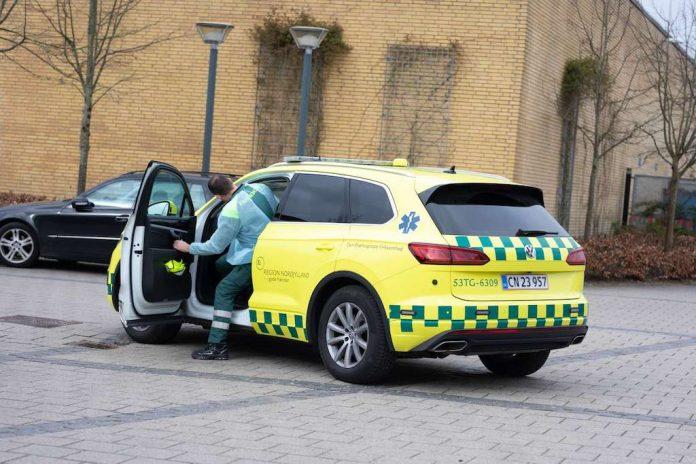 Paramedicinere